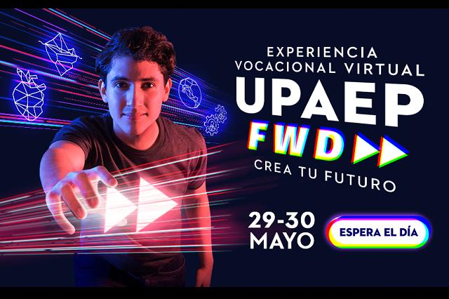 Presenta Upaep oferta educativa e instalaciones en modo virtual