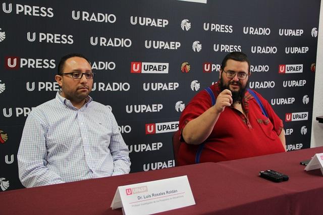 Del trabajo en equipo surge la disrupción tecnológica: Upaep