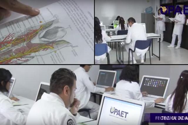 Oferta UPAET formación y becas para médicos cirujanos