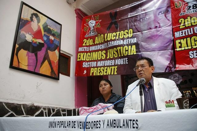 Marchará la 28 de octubre en día de toma de protesta de Barbosa