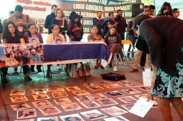 Buscan madres de migrantes visibilizar desapariciones