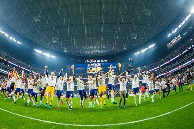 USA desinfla a México y es nuevo campeón de Copa Oro