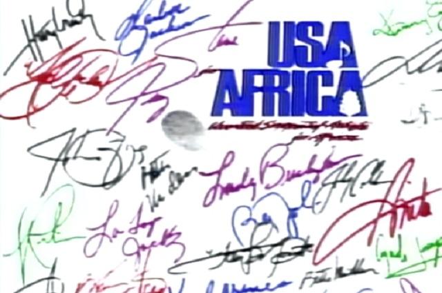 We are the world: 36 años después de la grabación que reunió millones para África