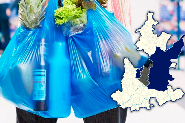 Prohíben plástico sólo en la capital; en el estado aún no