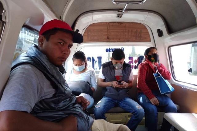 Extienden uso obligatorio de cubrebocas en Tehuacán