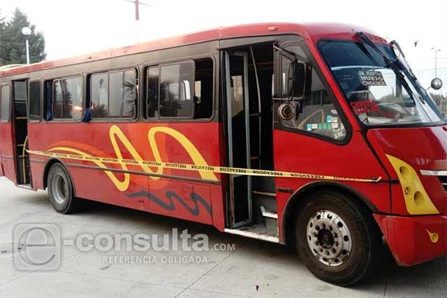 Asaltan a pasajeros en la México-Puebla, hay un herido