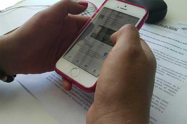 Incrementa 63% usuarios de celular en Puebla en seis años