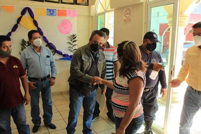Designan a nuevo director de seguridad en Venustiano Carranza