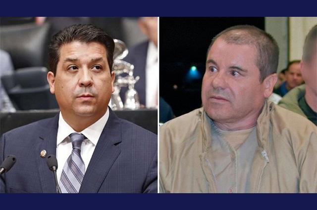 El gobernador de Tamaulipas se reunió con El Chapo, según el FBI