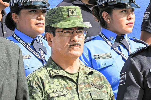 Militar del caso Palmarito tiene el apoyo legal de Sedena: Gámez