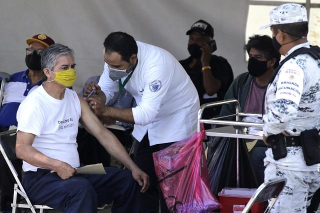 Van segundas dosis anti Covid para San Andrés y la Mixteca