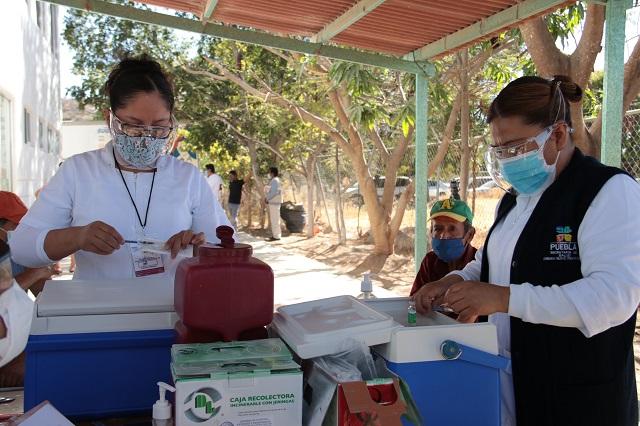 Cuando haya dosis se plantearán centros de vacunación: Canacintra
