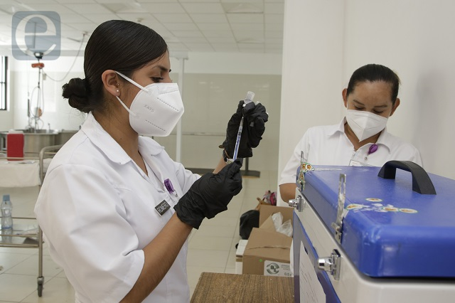 Por baja en contagios, hospitales de Puebla dejarán de ser covid
