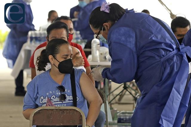 En 24 horas casos covid en Puebla pasan de 127 a 293