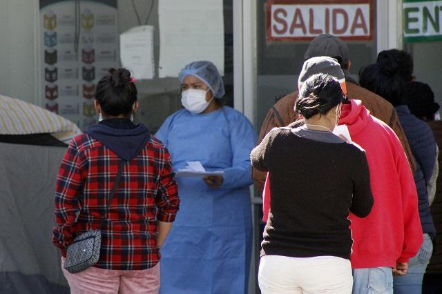 Puebla, cuarto lugar en personal médico fallecido por Covid-19