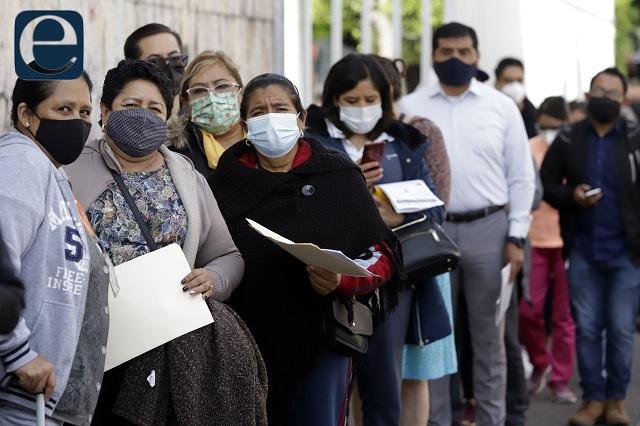 Hubo 15 mil contagios de covid en México en  las últimas 24 horas