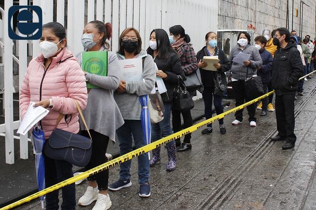 Vienen a Puebla más 100 mil dosis de vacunas CanSino y Sinovac