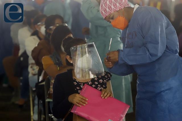 Mueren por Covid en Puebla 18 que tenían primera vacuna