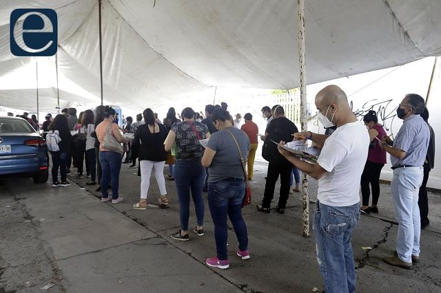 Vacuna para mayores de 40 años llega a Tehuacán el viernes