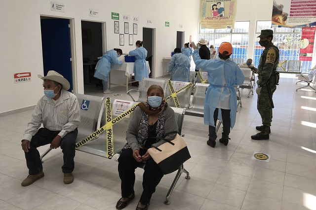 Rebasa Puebla  66 mil contagios de Covid, desde marzo de 2020
