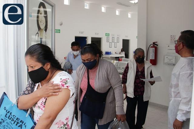 Mueren 65 por covid el fin de semana en Puebla