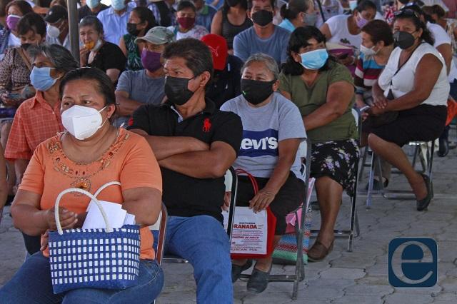Aumento en inmunidad habría evitado ola de Covid en Puebla