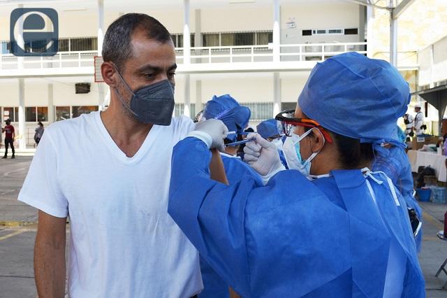 Científica no ve necesario el refuerzo de vacunas anti covid