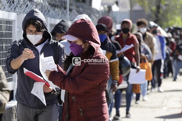 Vacuna para rezagados, de jueves a sábado en la capital
