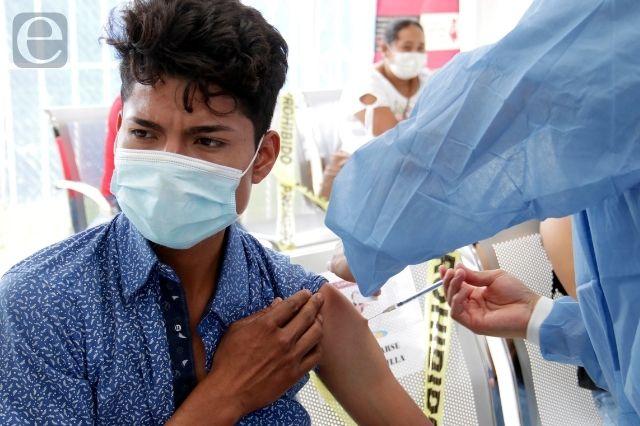 Se acaban vacunas anticovid en más de 18 municipios