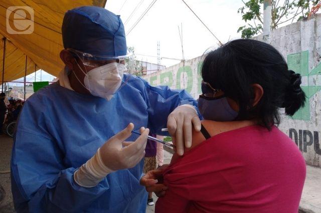 Sin fecha de vacunación para 30 a 39 años en Tehuacán