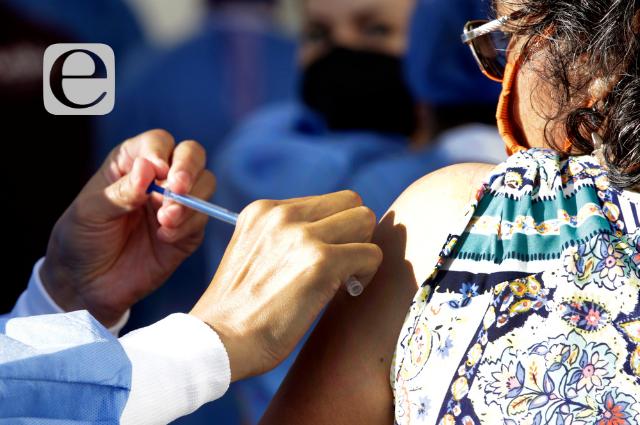 Dan por vacunada a toda la población mayor en Baja California