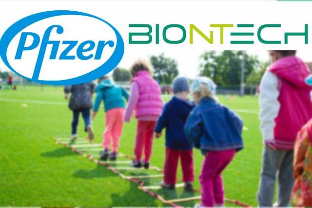 Pfizer pide autorizar vacuna para menores de 5 a 11 años