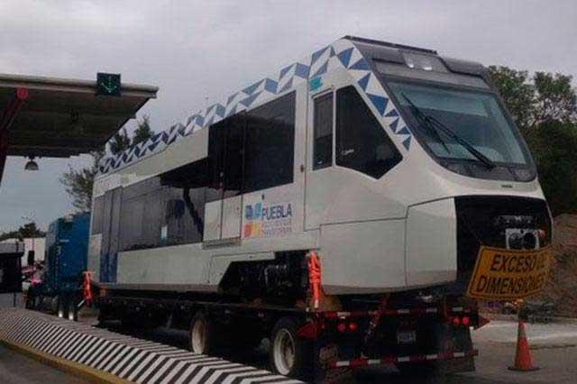 ASF sospecha sobrecosto de vagones de Tren Puebla-Cholula