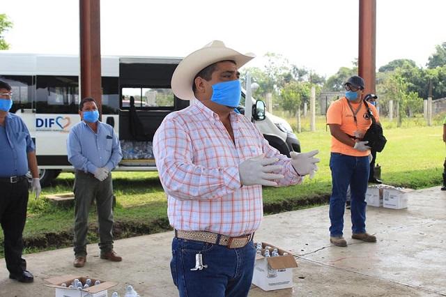 Edil de Venustiano Carranza acusa persecución y culpa a Barbosa