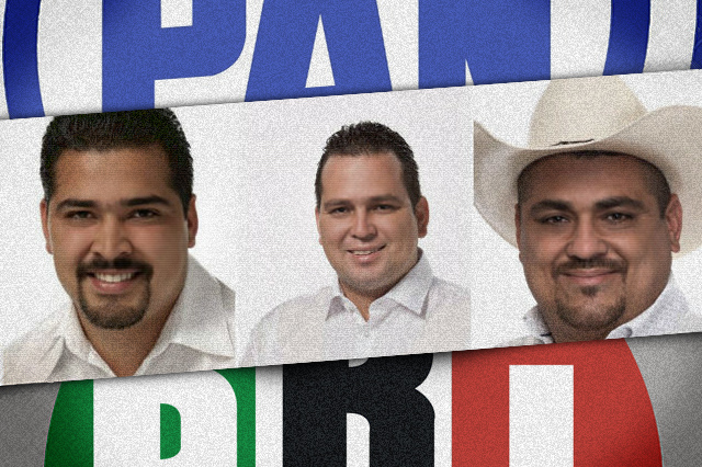 PRI, PAN y PRD, el sostén de los Valencia en Venustiano Carranza