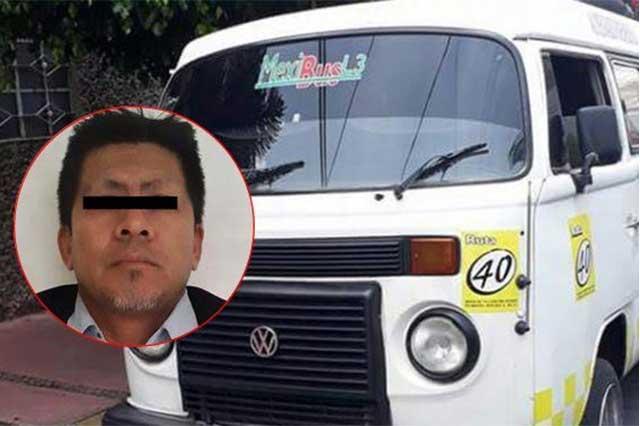 Ruta 40 de Neza es suspendida tras el feminicidio de una menor