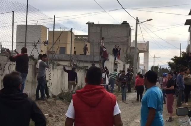 Cacería de asesino de Camila, caso de psicosis colectiva: edil de Valle de Chalco