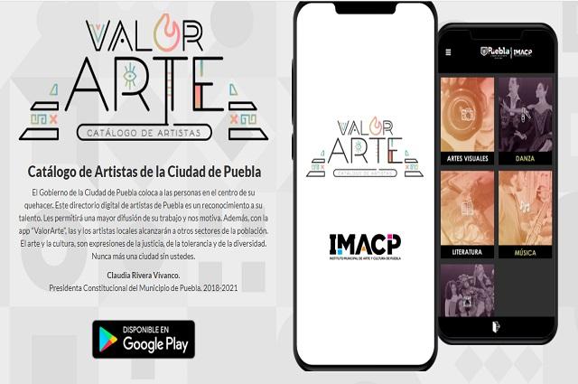 Puebla lanza primer catálogo digital de artistas locales