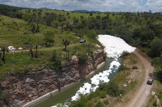 Rechaza Agua de Puebla falta de tratamiento de aguas residuales