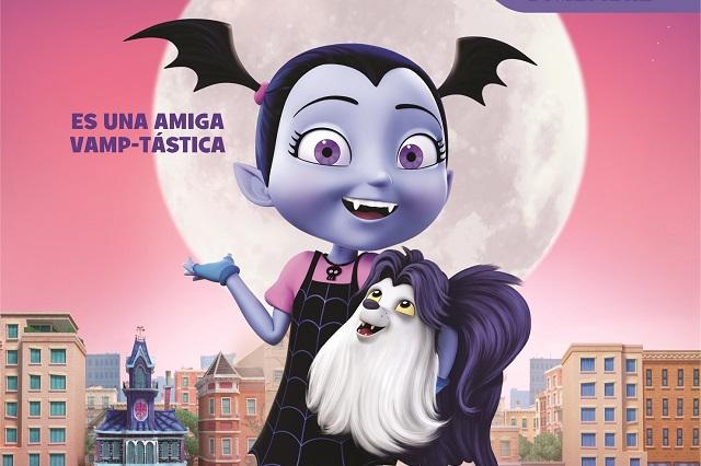 Vampirina de Disney Junior tendrá adelanto exclusivo en noche de brujas
