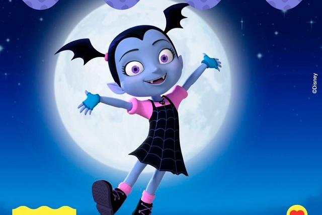 El 6 de abril llega a Disney Junior nueva temporada de Vampirina