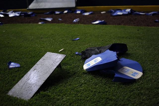 Club Monterrey deberá pagar por las butacas dañadas: gobierno