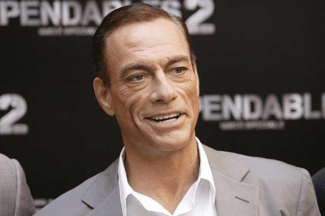 Detienen al hijo de Jean-Claude Van Damme acusado de cuatro delitos