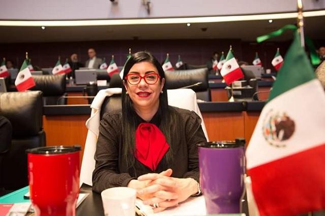 Pide licencia senadora del PRI y sale de México; acusan será involucrada con Lozoya