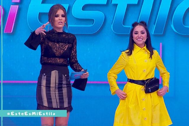 Televisa aplasta a programa de Vanessa Claudio de Tv Azteca