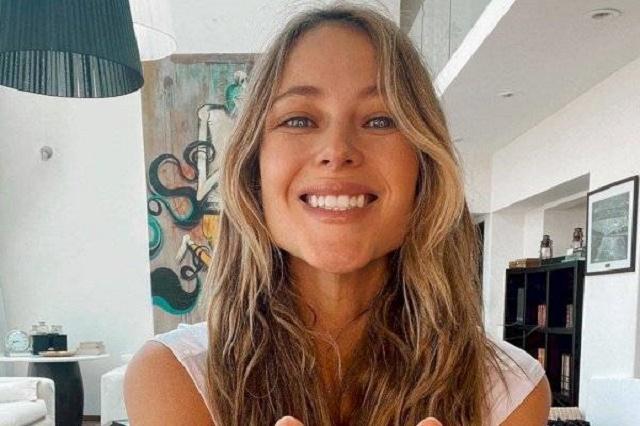 Video: Vanessa Huppenkothen enseña de más en aparatoso accidente