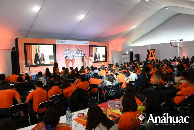 Universidad Anáhuac a la vanguardia en temas de emprendimiento
