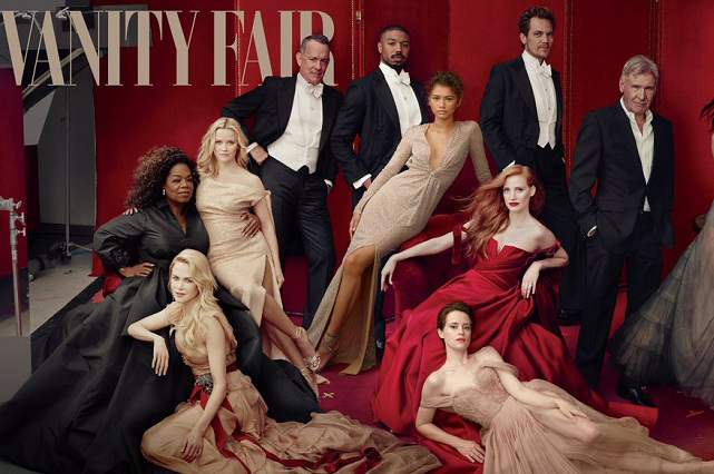 ¿Reese Whiterspoon y Oprah Winfrey son mutantes? Epic fail de Vanity Fair