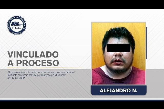 """En prisión """"El Rudy"""", líder criminal en Cañada Morelos"""