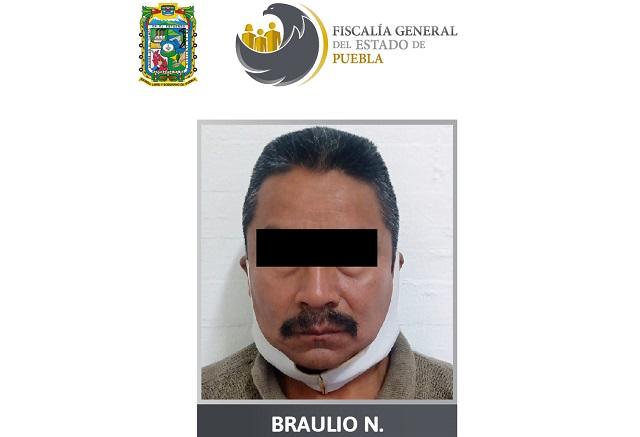 Va a prisión por violar a su ahijada, en Francisco Z Mena